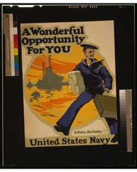 A Wonderful Opportunity for You ; United... by Ruttan, Charles E.