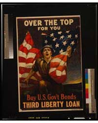 Over the Top for You - Buy US Gov'T Bond... by Riesenberg, Sidney H.