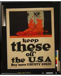 Keep These Off the USA - Buy More Libert... by Library of Congress