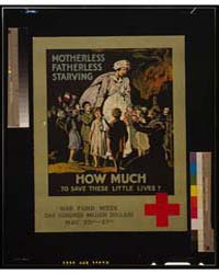 Motherless, Fatherless, Starving ; How M... by Library of Congress
