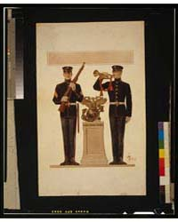 Two Marines ; Jc Leyendecker, Photograph... by Leyendecker, J. C.