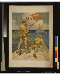 US Marines ; Jc Leyendecker, Photograph ... by Leyendecker, J. C.
