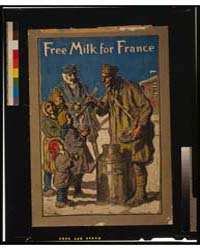 Free Milk for France ; F Luis Mora, Phot... by Mora, Francis Luis