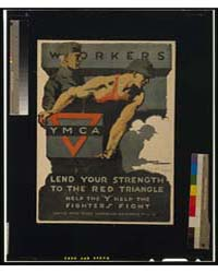 Workers, Lend Your Strength to the Red T... by Spear, Gil