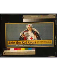 Join the Red Cross - All You Need is a H... by Fisher, Harrison