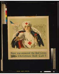 Have You Answered the Red Cross Christma... by Fisher, Harrison