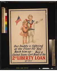 Our Daddy is Fighting at the Front for Y... by Library of Congress