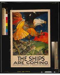 The Ships Are Coming United States Shipp... by Daugherty, James