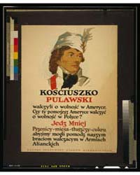 Kościuszko, Pułaski - They Fought for Li... by Illian, George