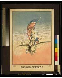 Forward America ; Carroll Kelly 1917 ; W... by Kelly, Carroll
