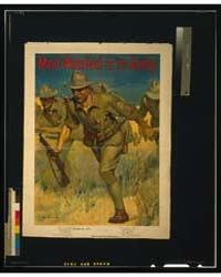 Men Wanted for the Army ; Ib Hazelton 19... by Hazelton, I. B.