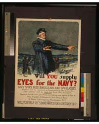 Will You Supply Eyes for the Navy Navy S... by Grant, Gordon
