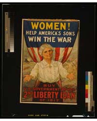 Women Help America's Sons Win the War ; ... by Porteous, R. H.