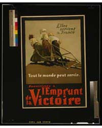 Elles Servent La France ; Tout Le Monde ... by Library of Congress