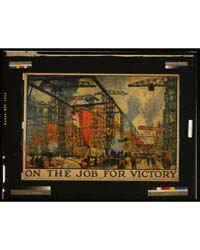 On the Job for Victory United States Shi... by Lie, Jonas