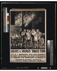 Sailors' & Soldiers' Tobacco Fund it is ... by Brangwyn, Frank