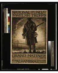 National Fund for the Welsh Troops Grand... by Brangwyn, Frank
