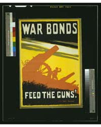 War Bonds Feed the Guns ; Bert Thomas ; ... by Thomas, Bert