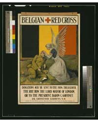 Belgian Red Cross ; Charles Buchel ; Pri... by Buchel, Charles A.