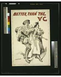Better Than the Vc Ie, Victoria Cross ; ... by Furniss, Harry