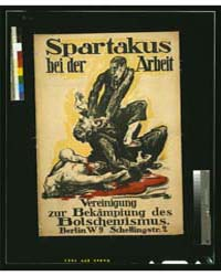 Spartakus Bei Der Arbeit, Photograph 3G1... by Library of Congress