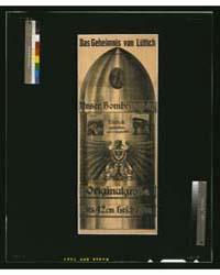 Das Geheimnis Von Lüttich, Photograph 3G... by Library of Congress
