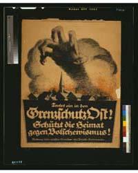 Tretet Ein in Den Grenzschutz Ost Schütz... by Bernhard, Lucian