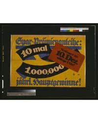 Spar-prämienanleihe : 10 Mal 1,000,000 J... by Bernhard, Lucian