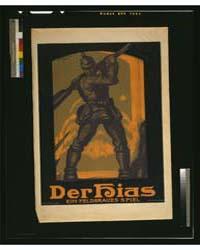 Der Hias, Ein Feldgraues Spiel ; W Ditz ... by Ditz, Walter