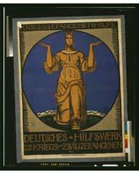 Kriegsgefangenenhilfe Deutsches Hilfswer... by Ditz, Walter