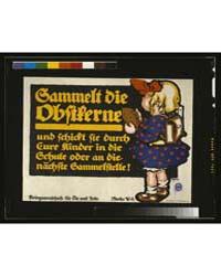 Sammelt Die Obstkerne, ; Gipkens, Photog... by Gipkens, Julius E. F.