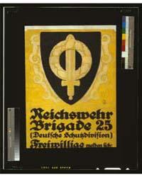 Reichswehr Brigade 25 (Deutsche Schutzdi... by Gipkens, Julius E. F.
