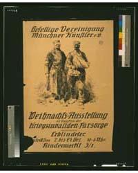 Gesellige Vereinigung Münchner Künstler ... by Library of Congress