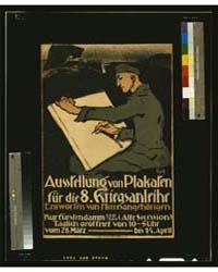 Ausstellung Von Plakaten Für Die 8 Krieg... by Haase, Paul