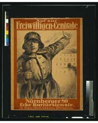 Auf Zur Freiwilligen-centrale, Nürnberge... by Impekoven, Leo