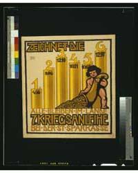 Zeichnet Die 7 Kriegsanleihe ; Franz Koc... by Koch, Franz