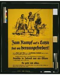 Zum Kampf Auf's Letzte Sind Wir Herausge... by Hoffmann, Anton