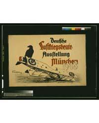 Deutsche Luftskriegsbeute Ausstellung Mü... by Kneiss, Emil