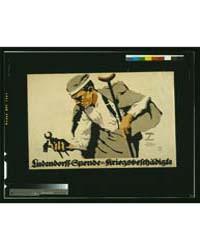 Ludendorff-spende Für Kriegsbeschädigte ... by Hohlwein, Ludwig