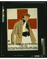 Rote Kreuz-sammlung 1914 Sammlung Zuguns... by Hohlwein, Ludwig