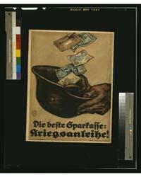 Die Beste Sparkasse : Kriegsanleihe ; Lo... by Oppenheim, Louis