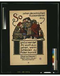 So Sehen Die Polnischen Auswanderer Aus,... by Münzer, Adolf Franz Theodor