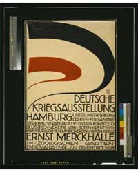 Deutsche Kriegsausstellung Hamburg ; Ep,... by Library of Congress