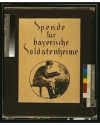 Spende Für Bayerische Soldatenheime ; St... by Stuck, Franz Von