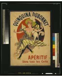 Quinquina Dubonnet Apéritif Dans Tous Le... by Chéret, Jules