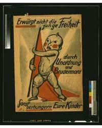 Erwürgt Nicht Die Junge Freiheit Durch U... by Pechstein, Max