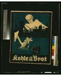 Kohle Ist Brot, Photograph 3G11969V by Library of Congress