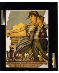 Il Lavoro, Ecco Il Nuovo Dovere, Prestit... by Library of Congress