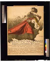 Prestito Nazionale Rendita Consolidata 5... by Borgoni, Mario