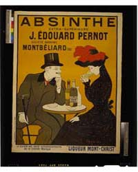 Absinthe Extra-supérieure J Édouard Pern... by Cappiello, Leonetto